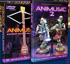 Animusic 1 & 2 - Computer animation video albums both