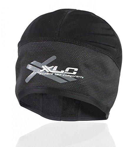XLC Casque 2500159 Homme Bonnet S/M Noir