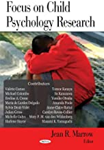 Focus on Child Psychology Research
