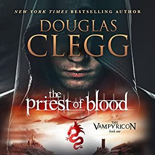 The Priest of Blood cover art