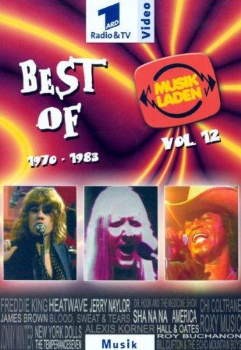 Various Artists - Best of Musikladen Vol. 12, 1970 - 1983