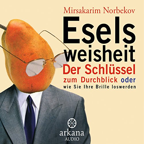 Eselsweisheit audiobook cover art