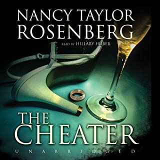 The Cheater audiobook cover art