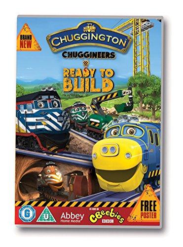 Chuggington: Chuggineers Ready To Build [Edizione: Regno Unito] [Edizione: Regno Unito]