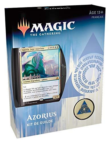 Magic The Gathering L'Allégeance de Ravnica - Kit de guilde azorius