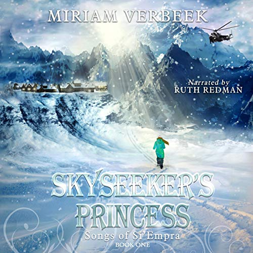Skyseeker Princess audiobook cover art