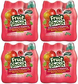 Fruit Shoot Strawberry & Raspberry 8oz x24