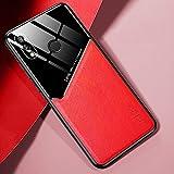 myEstore Étui de téléphone Portable Idéal pour Huawei P20 Lite Tout-Inclusif Cuir + Verre...