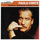 Via con me / Sono qui con te sempre più solo von Paolo Conte