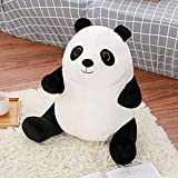 ZHANG Zhangcreativo Dibujos Animados Lindo Panda Muñeca De Felpa Cojín Cojín Panda Muñeca Abrazo...