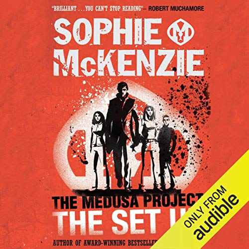 Couverture de The Medusa Project: The Set-up