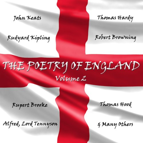 The Poetry of England, Volume 2 audiobook cover art