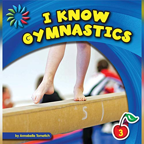 I Know Gymnastics audiobook cover art