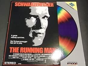 The Running Man Laserdisc