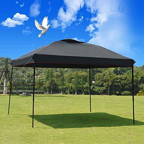 Winter Tienda de sombrilla Plegable al Aire Libre, toldo de toldo de Carpa Gazebo Impermeable de 3x3 m para Fiesta de jardín de Boda al Aire Libre