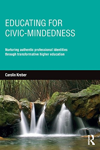 Educating for Civic-mindedness: Nurturing authentic professional identities through transformative higher education (English Edition)