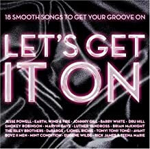 Lets Get It on-18 Smooth Songs