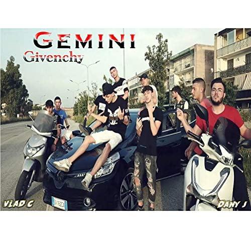 Gemini, Dany J & Vlad C