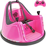 Ride On Electric Bumper Car for Kids & Toddlers, 12V 2-Speed, Ages 1.5, 2, 3, 4, 5 Year Old Boys & Girls : Remote Control, Baby Bumping Toy Gifts Cars : Toys for 18 Months Toddler-5 Year Old Kid