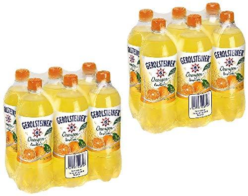 Gerolsteiner Orangen Limonade 12 x 750ml PET inc. 6,00€ EINWEG Flasche