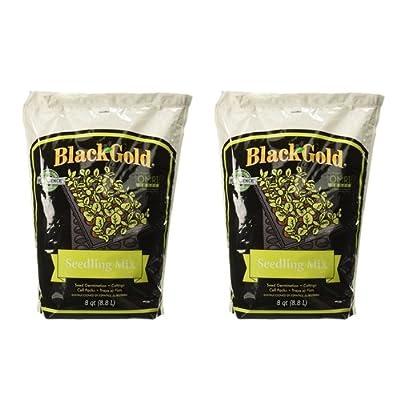 Black Gold 1311002 8-Quart Seedling Mix