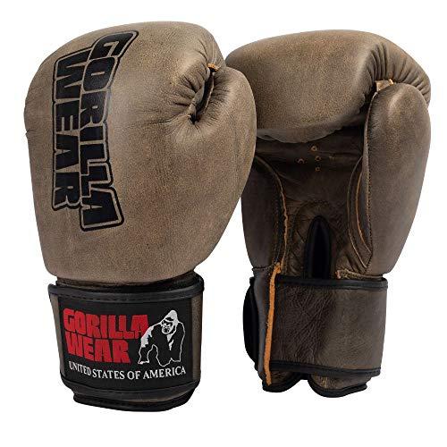 GORILLA WEAR Yeso Boxing Gloves - Boxing Handschuhe, 12 OZ
