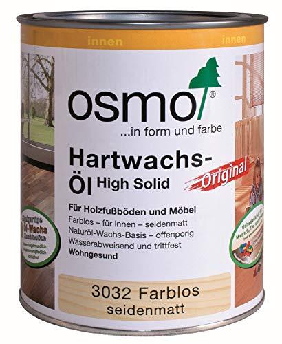 Osmo-Color Hartwachsöl f.Böden 3032 0,750 L