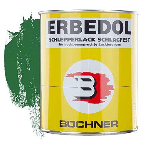 Schlepperlack | DEUTZ- GRÜN 06 | 0,75 l | restaurieren | Traktor | lackieren | Farbe | Trecker | Frontlader | Lack | Lackierung | Farbton | schnelltrocknend | deckend