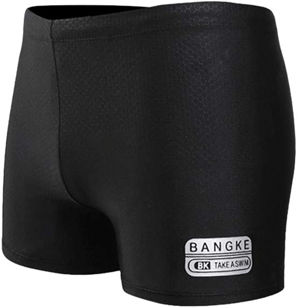 Mlide Mens Basic Swimming Large special price !! Training Kit Quick Swim Trunk and Dry 35% OFF