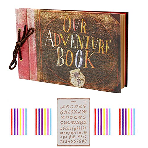 Our Adventure Book from Pixar Movie Up