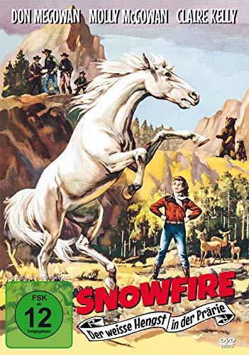 Snowfire - Der weisse Hengst in der Prärie
