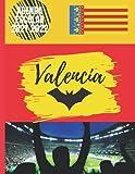 Agenda ESCOLAR 2021-2022: Agenda 2021-2022 valencia españa, europa, ciudad, club de fútbol o balonmano, baloncesto etc ... Organizador escolar ... Colegio - Escuela secundaria - Estudiante