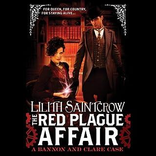 The Red Plague Affair audiobook cover art