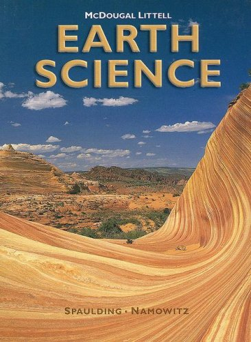 Compare Textbook Prices for Earth Science: Student Edition 2005 Student Edition Edition ISBN 9780618499380 by MCDOUGAL LITTEL