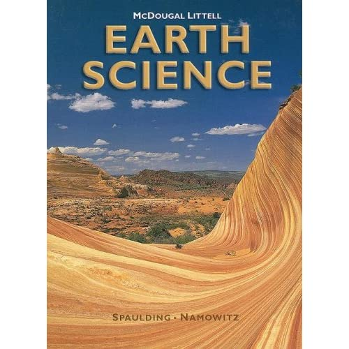 Earth Science Textbook: Amazon com