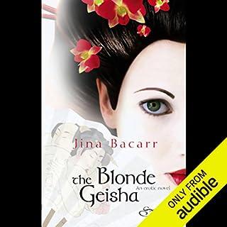 The Blonde Geisha audiobook cover art