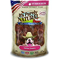 Loving Pets Products Purely Natural Dog Treat, 4-Ounce