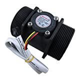 DIGITEN G2 2 inch Water Flow Hall Sensor Switch Meter Flowmeter Control 10-200L/min