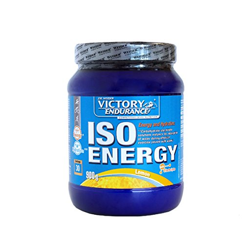 Victory Endurance Iso Energy - 900 gr Limon
