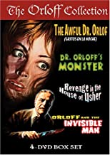 The Orloff Collection: (The Awful Dr. Orloff / Dr. Orloff's Monster / Revenge in the House of Usher / Orloff and the Invisible Man)