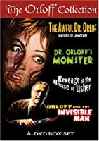The Orloff Collection (The Awful Dr. Orloff / Dr. Orloff's Monster / Revenge in the House of Usher / Orloff and the Invisible Man) (1964)[DVD] [Import]