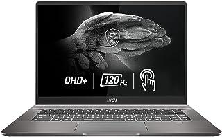 "MSI Creator Z16 Professional Laptop: 16"" QHD+ 16:10 120Hz Touch Display, Intel Core i9-11900H, NVIDIA GeForce RTX 3060, 32..."