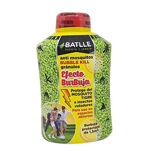 Semillas Batlle Insecticida Mosquitos Bubble Kill 150gr, granulado Verde