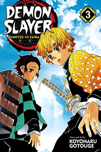 Demon Slayer: Kimetsu no Yaiba, Vol. 3: Believe in Yourself (English Edition)