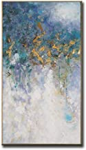 SANSNMI Abstract Painting Wall Decor Painting Hand Painted Abstract Oil Painting On Canvas For Entrance Bedroom Home Decor...