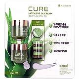Kim Jeong Moon Aloe CURE+ Intensive 2X Cream 50g x 2 + 3.5g x 4 (114g / 4.02 oz)