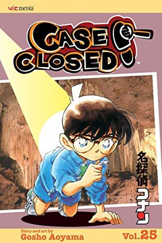 Case Closed Volume 25