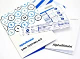 Home DNA Test Kit - Fast Next Day Results from AlphaBiolabs