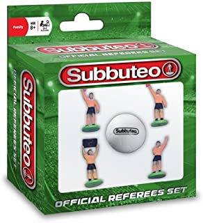 Subbuteo Official Referees Set - for the classic table football game. Imported from UK