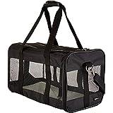 Amazonベーシック ペット用 ソフトキャリーバッグ Lサイズ